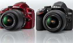 Nikon D3200: instap-dslr met 24 megapixels