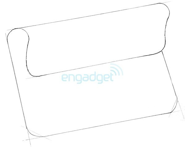 Sony S1-tablet mock-up