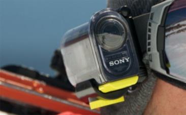 Sony outdoor videocamera overzicht