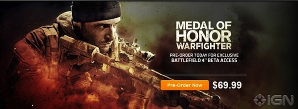 Battlefield 4 bèta aankondiging
