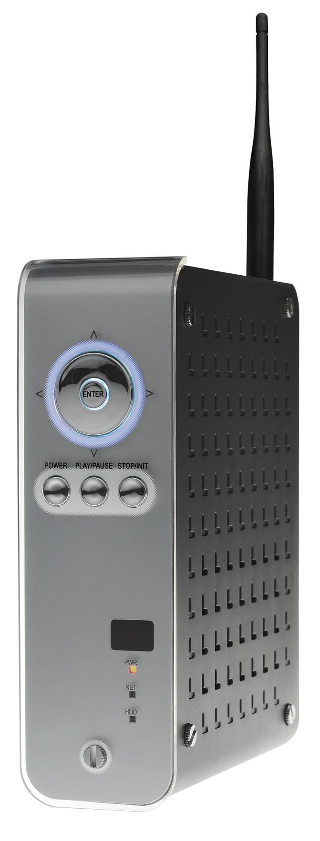 Freecom Network MediaPlayer-350 Wlan 500GB , 500GB