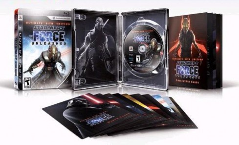 Star Wars - The Force Unleashed - Ultimate Sith Edition, PlayStation 3