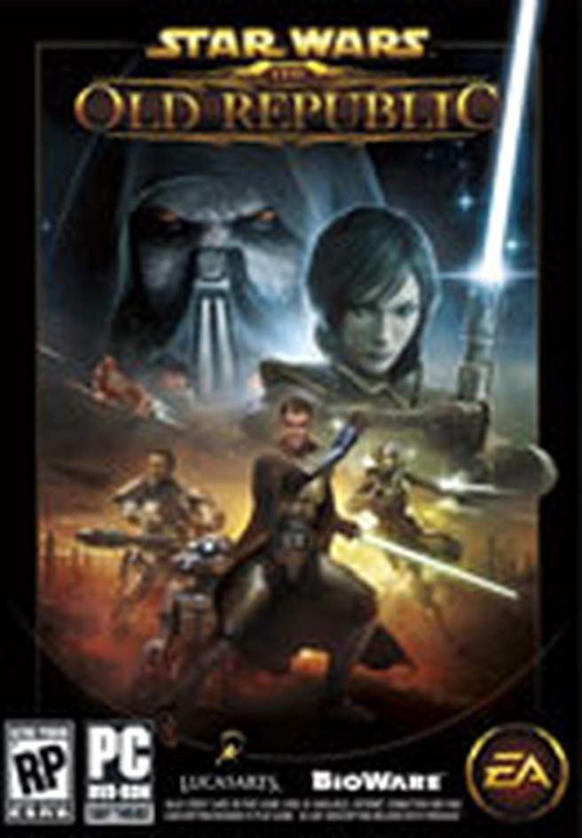 Box Star Wars: The Old Republic