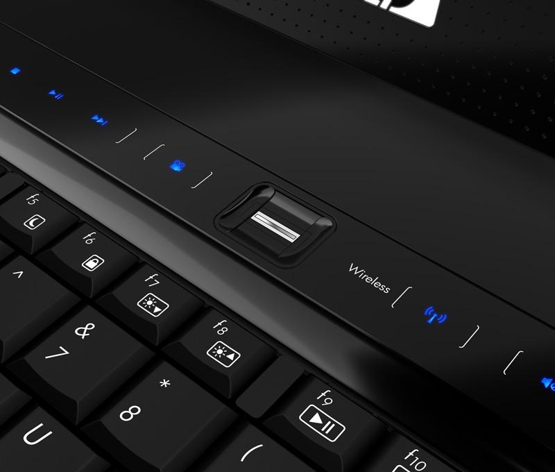 HP Pavilion HDX-series Entertainment Notebook PC