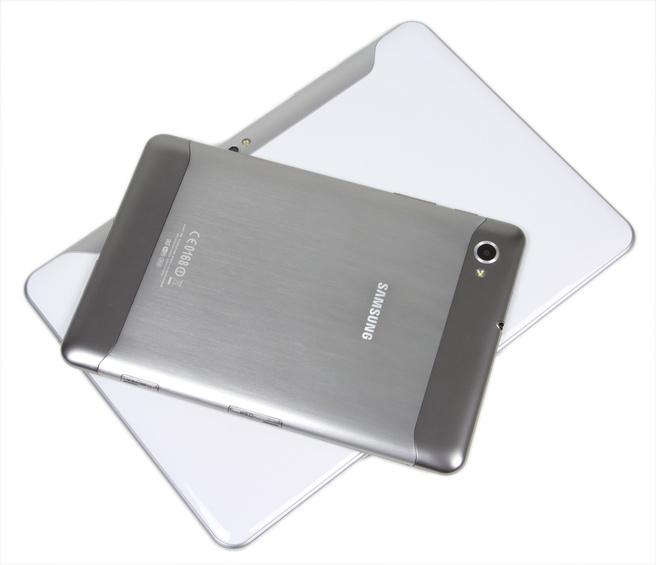 Samsung Galaxy Tab 7.7 en 10.1