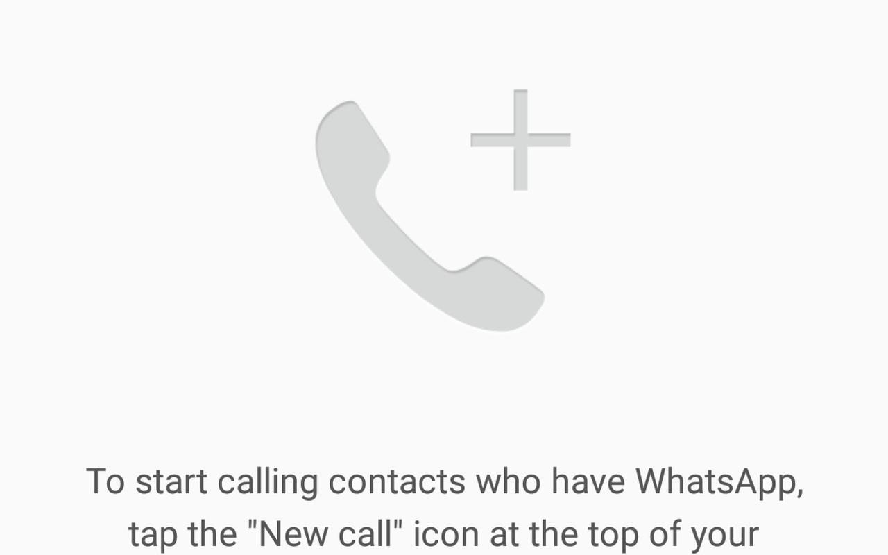 Whatsapp belfunctie