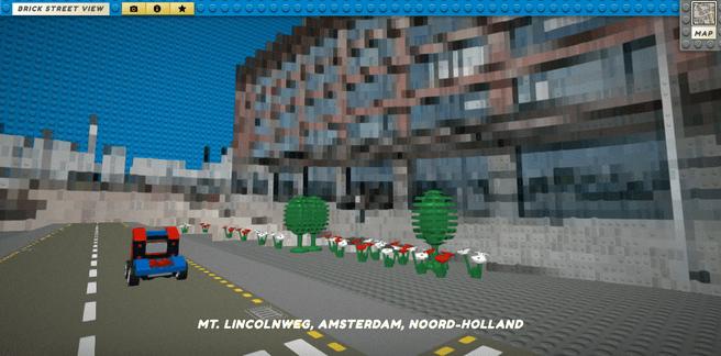 Tweakers HQ in Lego