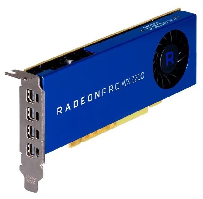 AMD Radeon WX 3200