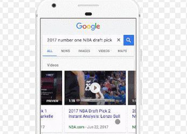 Google autoplay
