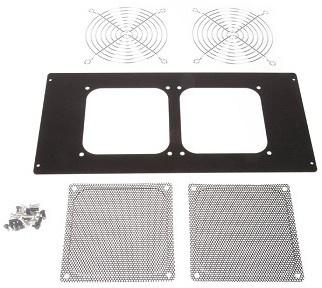 Lian Li D8000-1 120mm fan panel