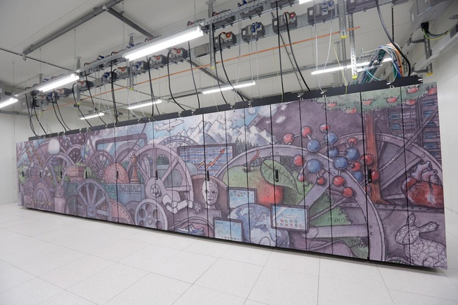 BrENIAC supercomputer