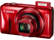 Canon PowerShot SX600 HS Adventure Kit Rood