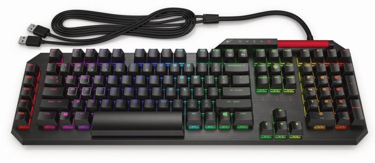 HP voorziet Omen-toetsenbord van mechanische switches met optische ...