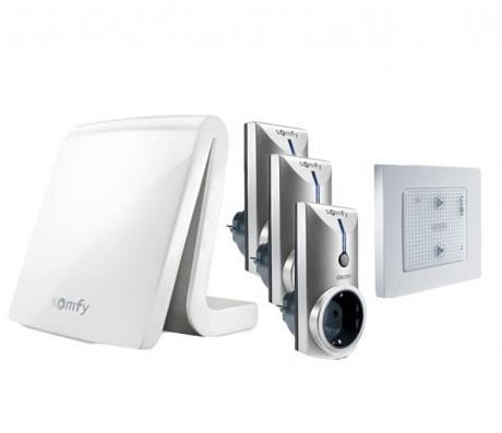 somfy smart home startpakket verlichting