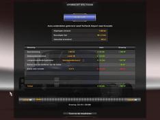 Resoltaten scherm