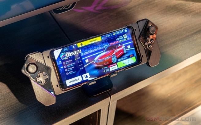 Asus ROG Phone II - Foto: GSM Arena