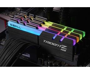 G.Skill Trident Z RGB F4-2400C15Q-64GTZRX