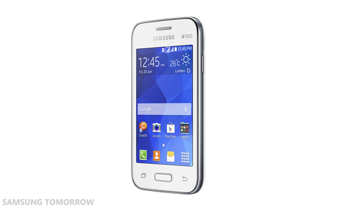 Galaxy Young 2