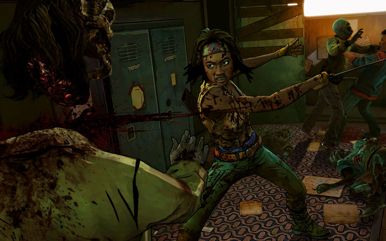 TellTale Games The Walking Dead: Michonne