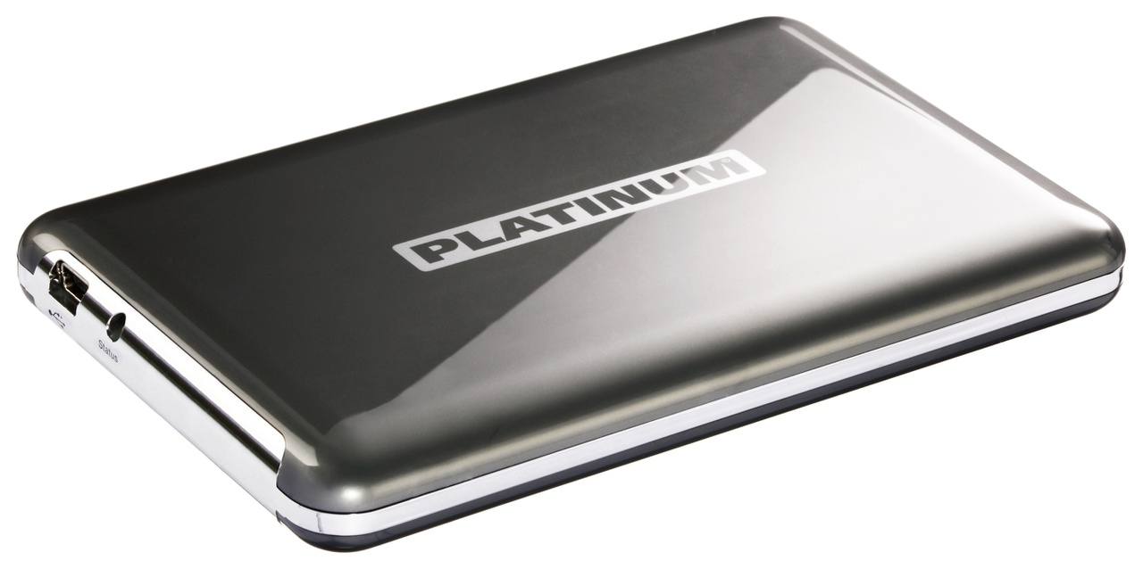 bestmedia platinum mydrive 500gb zilver specificaties tweakers. Black Bedroom Furniture Sets. Home Design Ideas