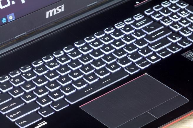 MSI GE62