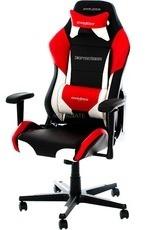 DXRacer Drifting Gaming Chair black/white/red