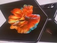 Xiaomi Mi Mix Fold-poster, maart 2021