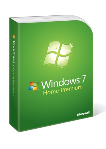 Microsoft Windows 7 Home Premium (EN OEM 32bit) 3-Pack