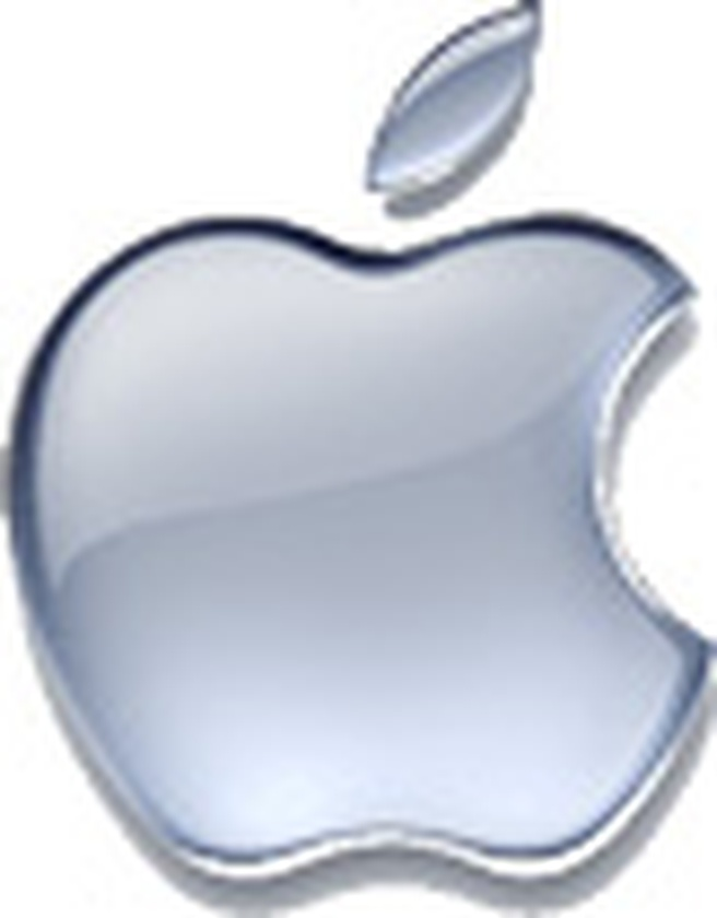 Apple logo (105 pix)