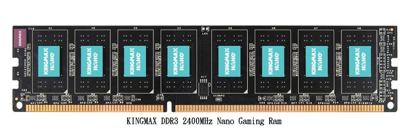 Kingmax Ddr3 Nano Gaming Ram 2400MHz