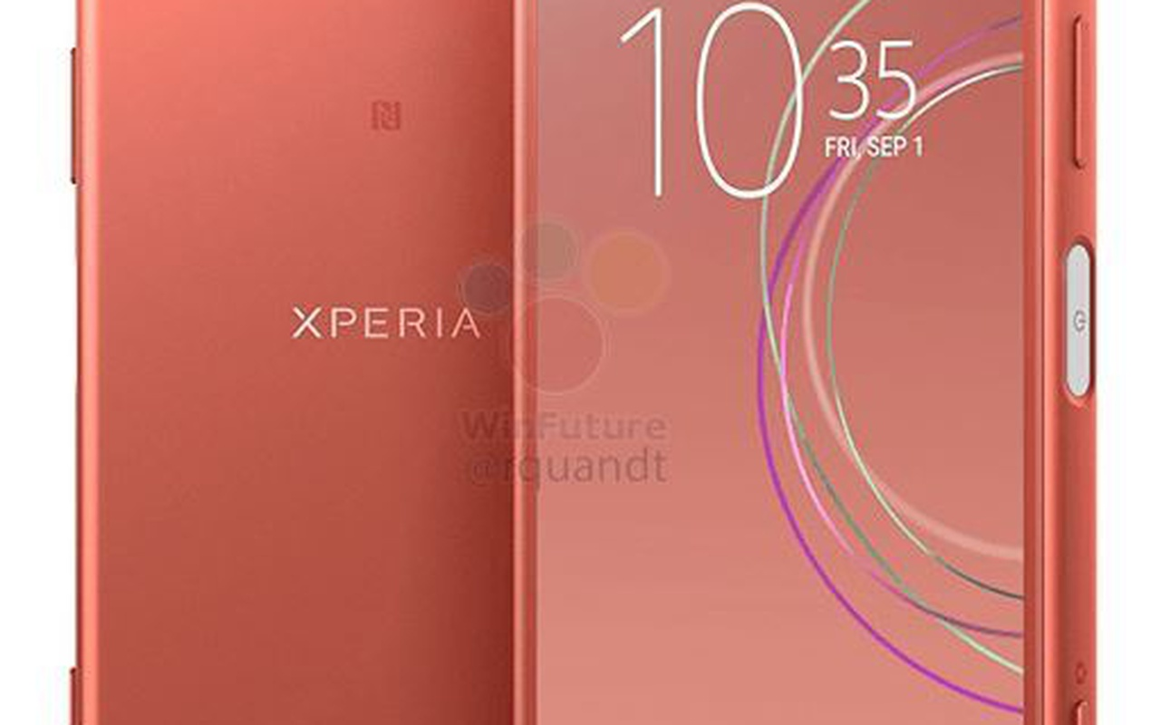 Sony Xperia XZ1 Compact (bron: WinFuture)