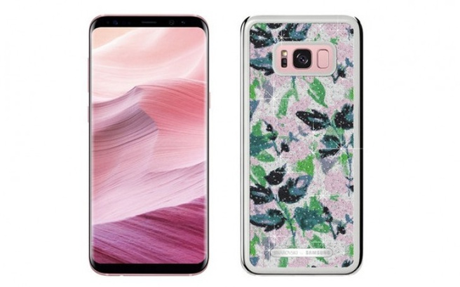 Samsung Galaxy S8+ Roze (Smart Girl Edition)