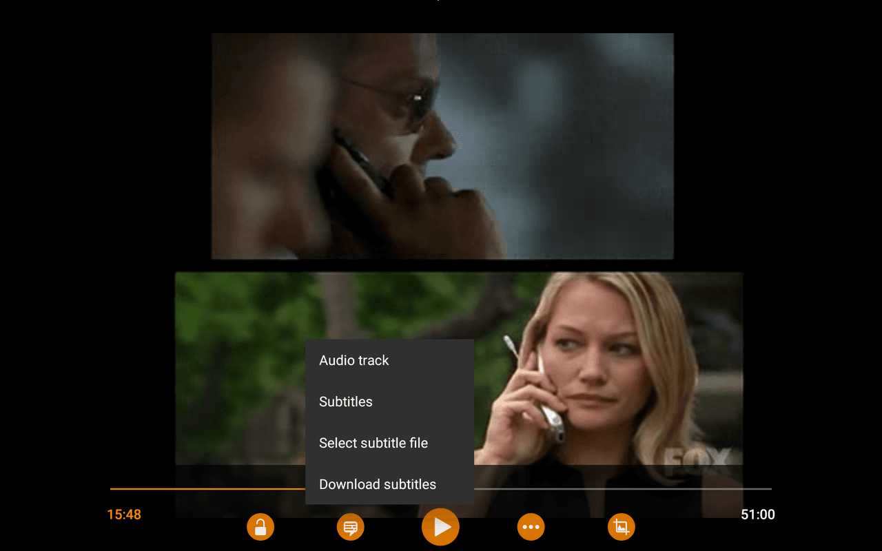 VLC voor Android 2.0