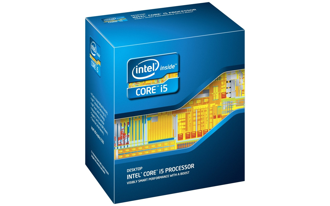 Intel Core i5 Intel Core i5 3350P Boxed