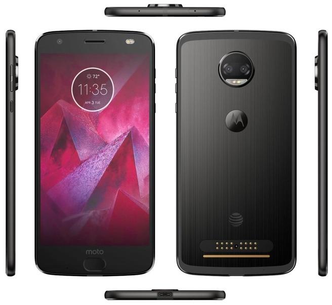 Motorola Moto Z2 Force EVLeaks