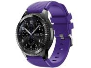 Goedkoopste qMust Sport armband voor Samsung Gear S3 Classic / Frontier - paars