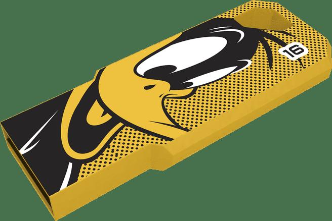 Emtec M750 Looney Toons - Daffy Duck 16GB Geel