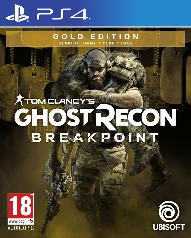 Tom Clancy's Ghost Recon Breakpoint (Gold Edition)