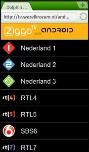 Ziggo TV voor Android