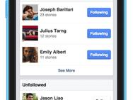Nieuwe feed van Facebook