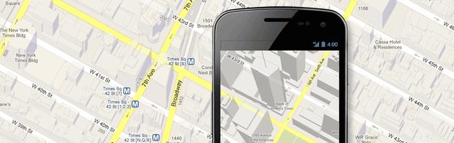 Google Maps-api V2
