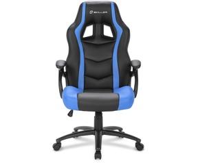 Sharkoon Skiller SGS1 Gaming Seat bk/bu