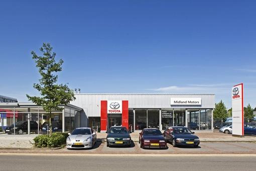 Toyota Midland Motors Lelystad