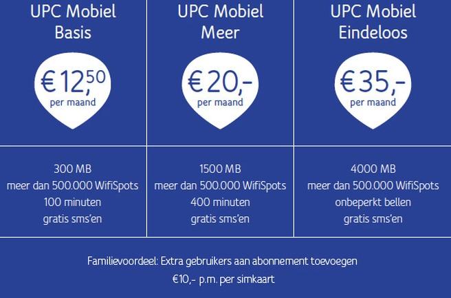 UPC Mobiel