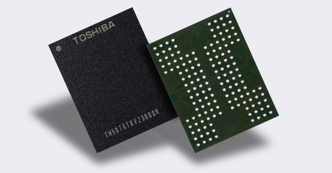 Toshiba qlc