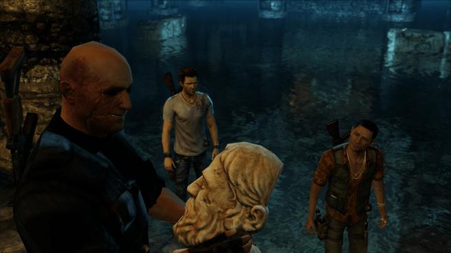 Uncharted 3: Drake's Deception - DLC