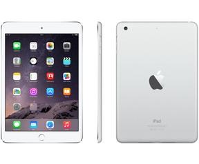 Apple iPad Mini 3 WiFi 128GB Zilver
