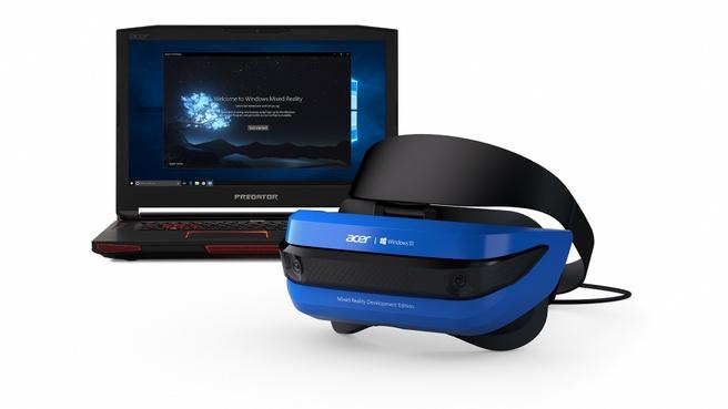 Acer Windows Mixed Reality