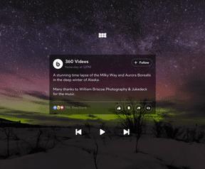 Facebook 360 voor Gear VR