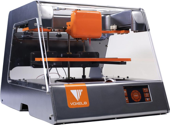 3d-printer van Voxel8